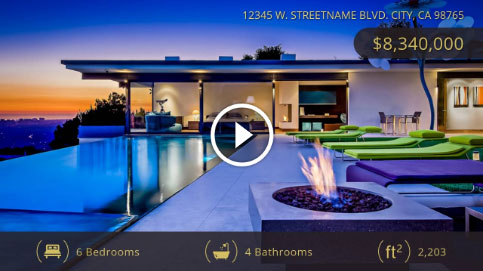 Real Estate Slideshow 2